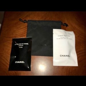 Chanel mascara and base